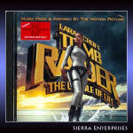 Lara Croft Tomb Raider Cradle Of Life Original Cd Soundtrack