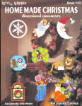 3 Dimensional Christmas Ornaments In Plastic Canvas