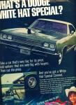 Dodge Fever - Automobi.le Ad 1969