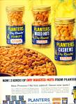 Planters Nuts Ad 1963