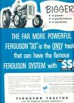 Ferguson Tractor And Implements Co. Ad 1952