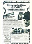 Blackhawk Films Ad 1974