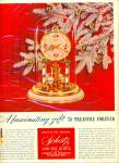Schatz 400 Day Clock Ad - 1952