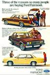 Ford Fairmont Automobile Ad