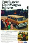 Ford Club Wagon = Dated 1976