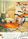 Hallite Wearever Utensils Ad - 1957