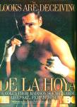 Oscar Delalhoya Vs. Coley Fight Ad =2000