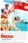 Nassau And The Bahama Islands Ad - 1959