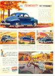 Plymouth Automobile Ad 1949