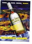 Ron Bacardi Limon Rumad 1996