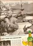 Ballantine Ale Ad 1963 Elliott Bay Lumber Compan