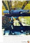 1968 Cadillac Car Promo Ad Man Fishing #2