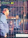 Camel Cigarettes Ad In Jail Behind Bars