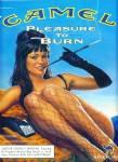 Camel Cigarettes Ad Sexy Pleasure To Burn