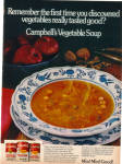 1974 Cambell's Soup Blue Onion Hutchenreuther