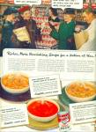 Campbell's Tomato Soup Ad 1943
