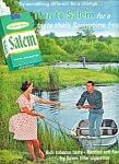 Salem Filter Cigarettes Ad 1965