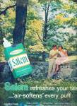 Salem Cigarettes 1961