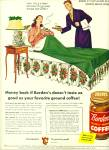 1946 - Borden's Instantly Prepared Coffee