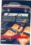 Nissan - Datsun Auto Ad - 1984