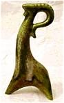 Art Deco Gazelle Figurine