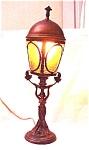 Art Deco Art Nouveau Lady Lamp