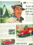 1951 Ford Truck Ad Sterling Tree Ny