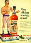 1959 - Four Roses Antique Bourbon Ad