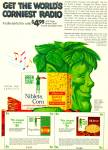 1969 Jolly Green Giant Niblets Radio Promo Ad