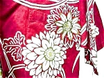Vintage 1960's Red Guy Romo Hawaiian Shirt