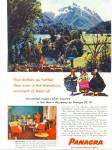 1956 - Panagra - Pan American Grace Airways.