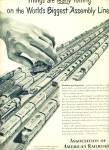 1951 - Association Of American Railroads Ad