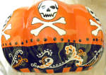 Halloween Punch Bowl New Skull - Pirates Of Caribbean