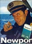 1969 - Newport Cigarettes Ad