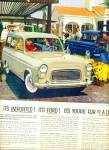1959 - English Ford Line Ad