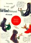 1951 - Ball-band Weatherproofs Ad