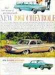 1960 - Chevrolet Biscayne 6 Ad