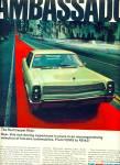 1967 - American Motors Ambassador Ad