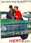 1946 - Hertz Rent A Car Ad