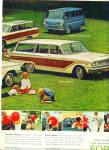 1962 - Ford Automobiles Ad