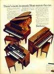 1968 - Baldwin Pianos