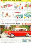 1950 - Rambler Automobile Ad