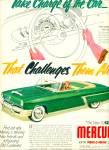 1952 - Mercury Automobile Ad