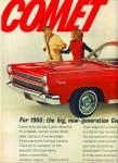 1965 - Mercury Comet For 1966