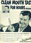 1952 - Pepsodent Toothpaste Arthur Godfrey