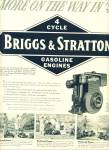 1953 - Briggs & Stratton Gasoline Engines