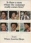 Sears Roebuck Stores Ad 1978