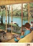 Libbey=-owens-ford Glass Ad 1962