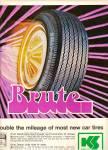 Kelly Springfield Tires Ad 1969