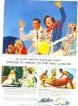 Matson Lines Ad 1949